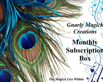 Psychic Power Monthly Subscription Box