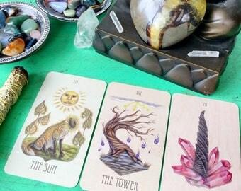 Tarot Reading, Oracle Reading, Tarot and Oracle, Divination, General Tarot Reading