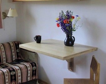 drop leaf table small kitchen ideas wall mounted table fold down desk