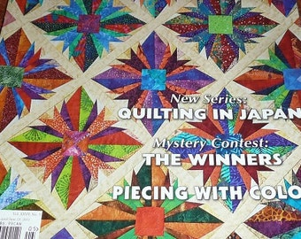 American Quilter Magazine May 2011