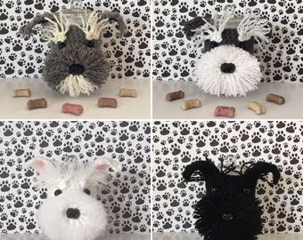 Miniature Schnauzer, Mini Schnauzer, Dog Treat Jar, Schnauzer Rescue, I Love Schnauzers, Schnauzer Christmas, Schnauzer Gifts, Fur Kid