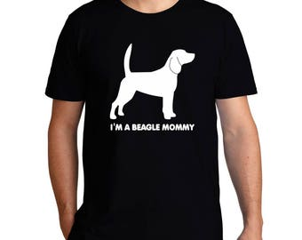 I'M A Beagle Mommy T-Shirt