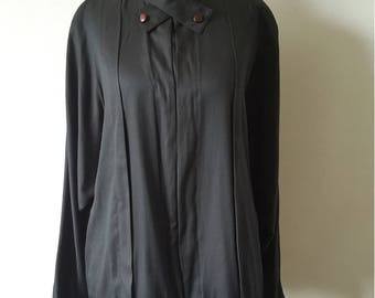 Blouse with transhipment collar size L/XL