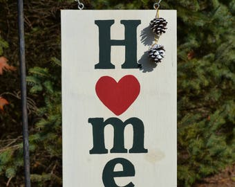 Gram's Home Sweet Home Hanging Sign