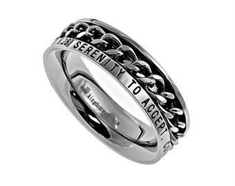 "Chain Ring ""Serenity"""