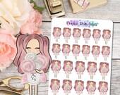 Cute Dolls- Roses