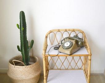 vintage Khaki, dial phone, phone