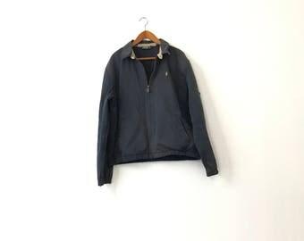 Navy 90s Polo Ralph Lauren Jacket - L