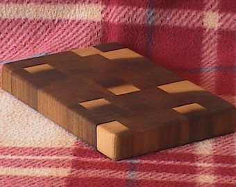 Handmade Crosscut Cheese Board