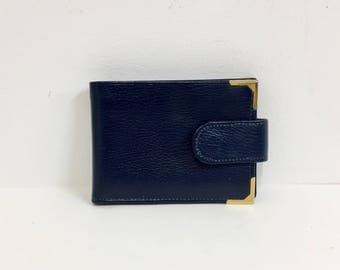 Vintage Women's Billfold/ Vintage Wallet/ Vintage leather Wallet