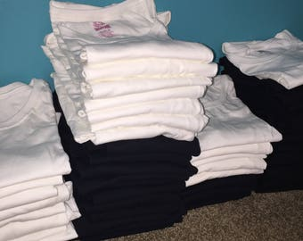 Women's Fruit of the Loom T Shirts - Many available