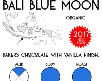 Bali Blue Moon - Organic