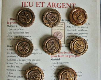 Witch runes