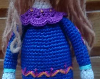 Kawaii amigurumi doll