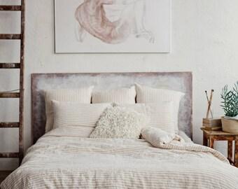 linen bed skirt with pom poms 12 colours linen bed cover linen box