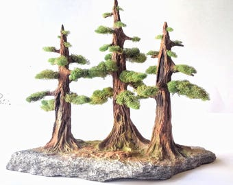 Artificial Bonsai Trees - Very Realistic - Made to Order