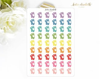 Ballet Shoes [B] || Planner Stickers