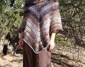 Crochet Poncho PATTERN - ...