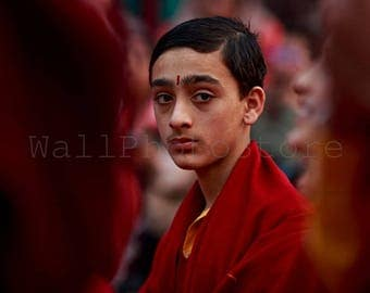 India Photography, Young Brahmin, Rishikesh, India, Puja, Hinduism, India Print Art, Indian, Travel Photography, Fine Art Photography Prints