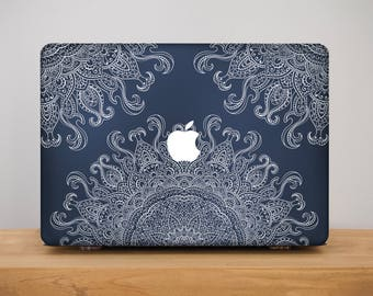 Mandala Laptop Case For Macbook Pro Skin Case 12 Macbook Apple Mac Pro 13 Case Macbook Pro 15 inch Cover Air Macbook Case 11 Mac Air MB_209