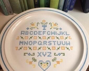 Homer Laughlin Sampler Platter