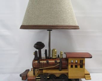 Train lamp   Etsy