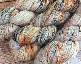 Ines - Canyon - Hand Dyed Yarn - 100% Super Wash Merino