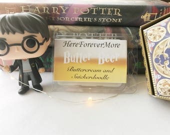 Butter Beer Wax Melts // Harry Potter //