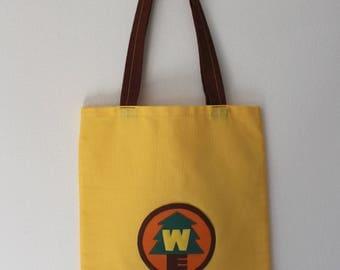 UP Disney Pixar inspired Shopper / Bag Wilderness Explorer
