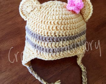 Daniel Tiger Baby Margaret Light Hat