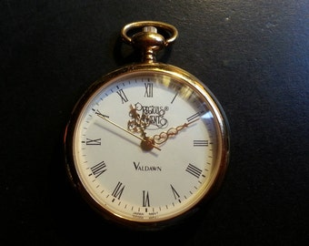 Precious Moments Pocket Watch by Valdawn Love One Another