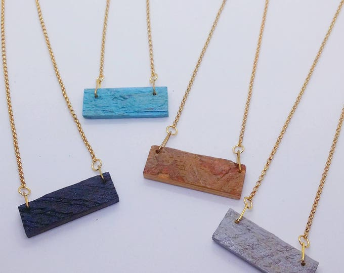 Featured listing image: Necklace - RECLAIMED STANDARD - Plank
