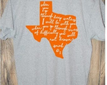 Hurricane Harvey Shirt Texas Strong Donations made to Hurricane Relief Fund
