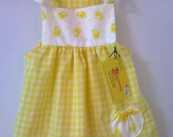 You Are My Sunshine Toddler Dress