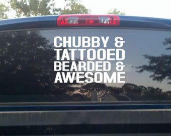 Funny Car Decal Etsy - Car window decal stickers for guys