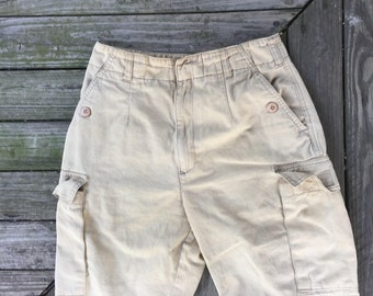 Organically Grown cargo shorts