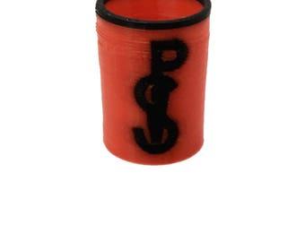 Peli-Saver Red and Black