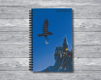 Harry Potter Weekly Planner (Ravenclaw Cover)