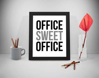 Office Sweet Office, Office Quote
