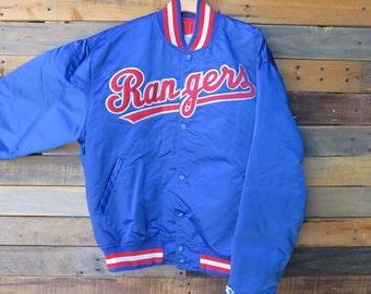 0363 - Blue - Rangers - Diamond Sports Jacket