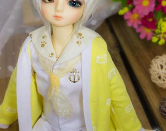 Cute Sailor Set | MSD | BJD Clothing