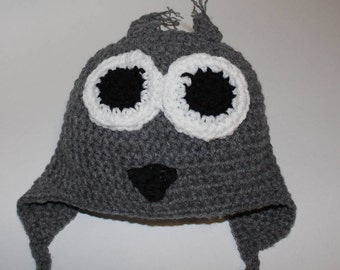 Owl hat kids