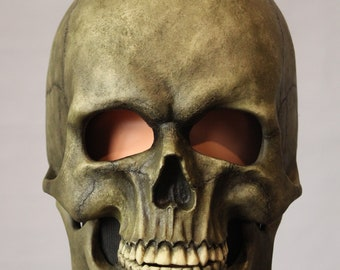Skull mask 2018