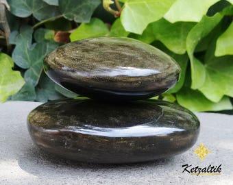Obsidian Stones massage Obsidian/Piedras for massage, hot stone massagers
