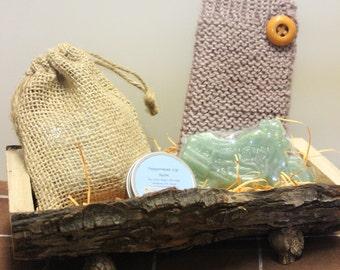 mens gift basket mens gift valentine gift for men manly gift rustic - Manly Valentine Gifts