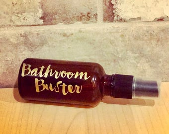 Bathroom Buster Essential Oil Room Refresher