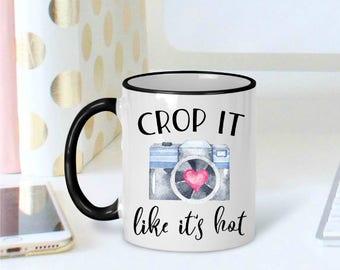 Photographer Mug - Photographer Gift - Wedding Photographer - Camera Mug - Camera Coffee Mug - Photography Mug - Thank You Gift