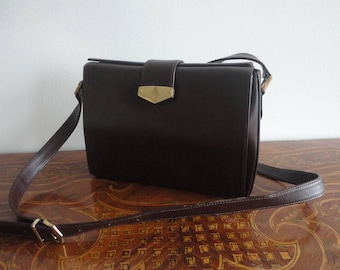 Mark Cross Leather Handbag