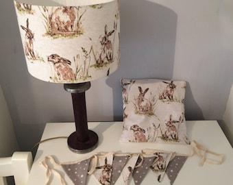 Hares nursery or playroom set