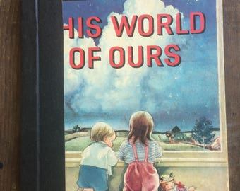 this world of ours 1959 giant little golden book